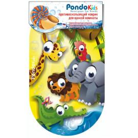 Коврик для ванны Африка PondoKids.