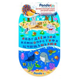 Коврик для ванны Алфавит PondoKids.